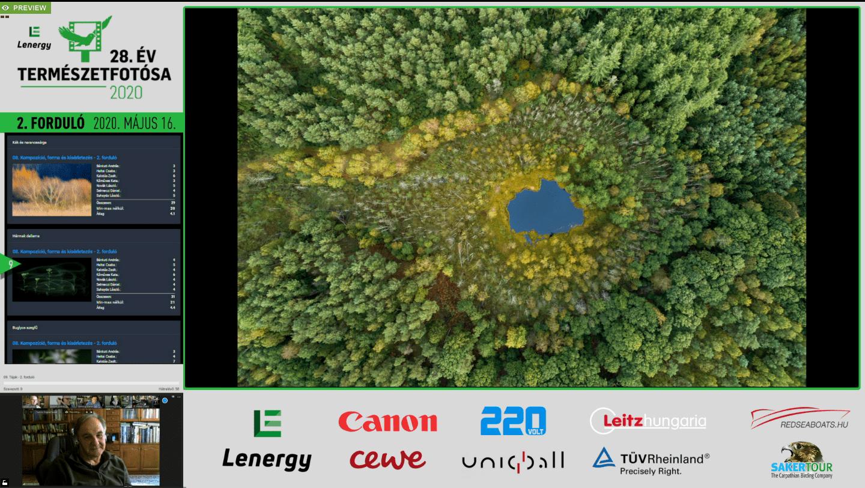Lezajlott az Év Természetfotósa 2020 fotópályázat 2. fordulójának zsűrizése